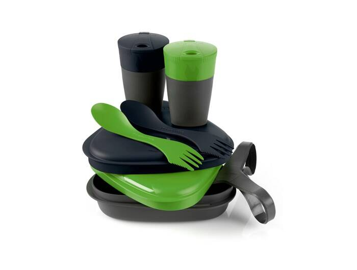 Zestaw Light My Fire Pack´n Eat Kit green/black 50684740