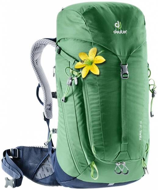 Plecak Deuter Trail 28 SL - kolor: leaf-navy