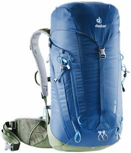 DEUTER Trail 30 Steel-Khaki - plecak trekkingowy na weekend