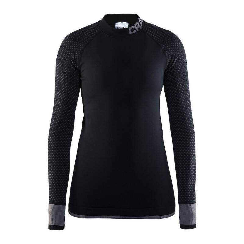 67e08f47cc3d1d Koszulka bielizna termoaktywna Craft Keep Warm Damska - czarna (black)