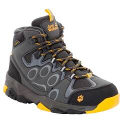 Jack Wolfskin MTN Attack 2 Texapore Mid K burly yellow