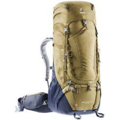 Deuter Aircontact PRO 60+15, kolor: clay-navy