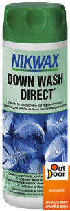 Impregnat Nikwax Down Wash Direct®