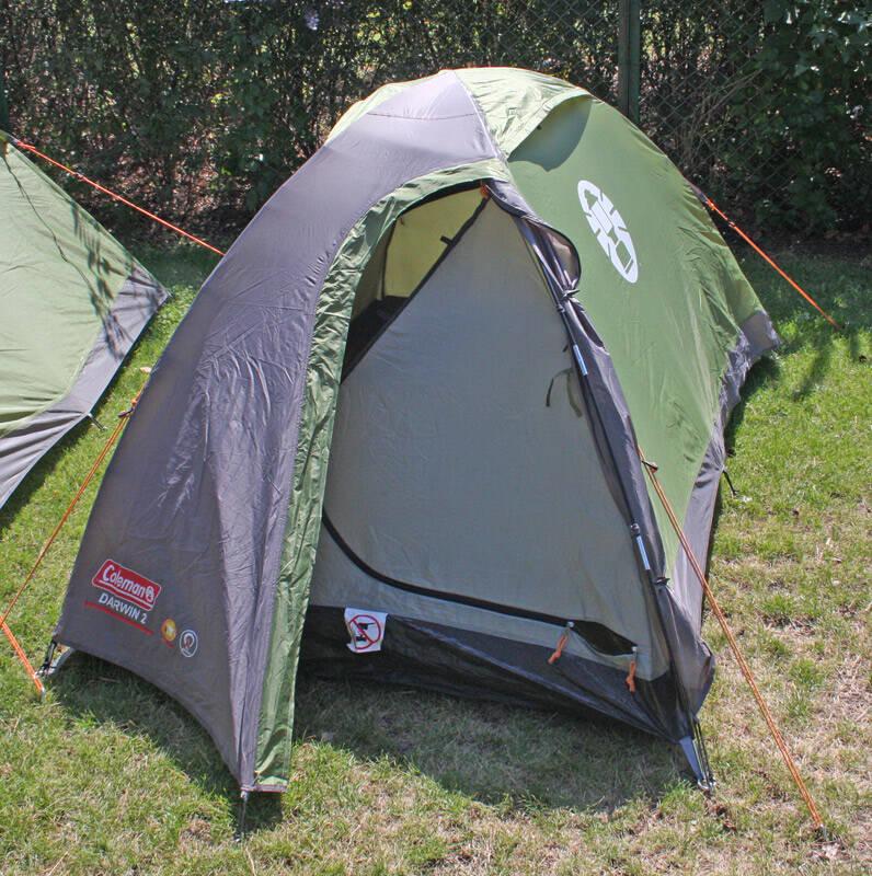 Namiot turystyczny Coleman Darwin 2 dwuosobowy Sklep WGL