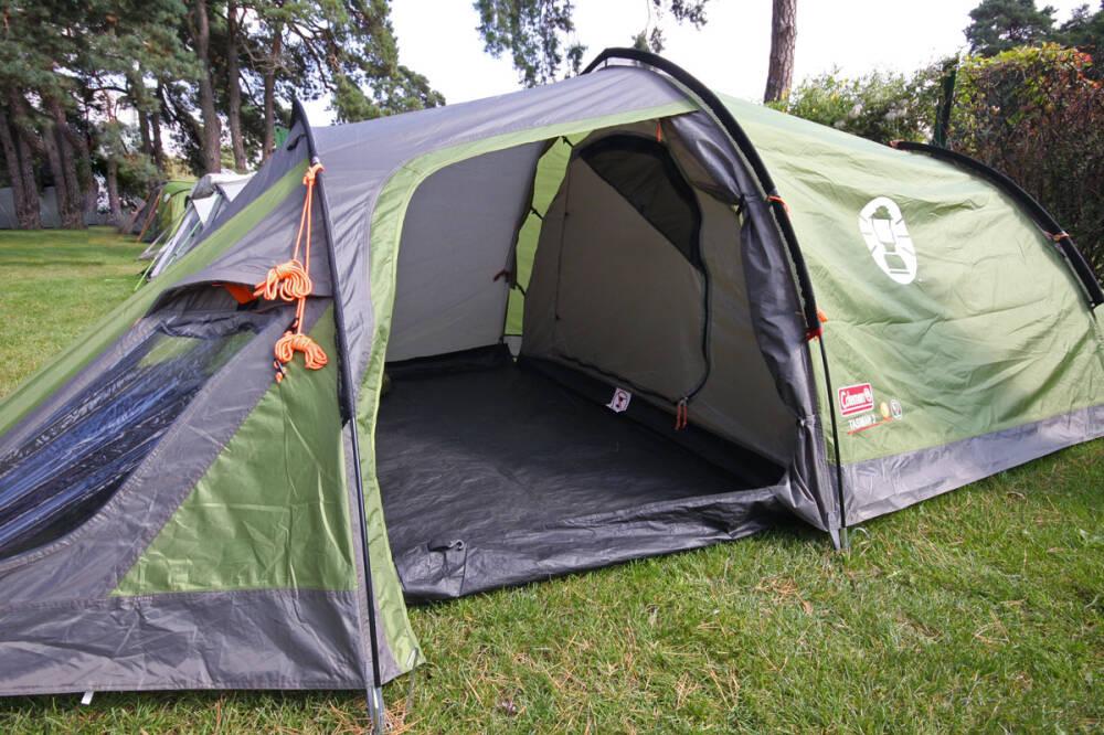 Namiot turystyczny Coleman Tasman 3 Plus | eTRAPER.PL