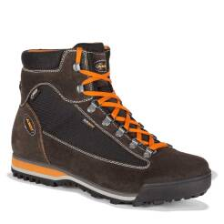 AKU Slope Micro GTX - black/orange - buty trekkingowe