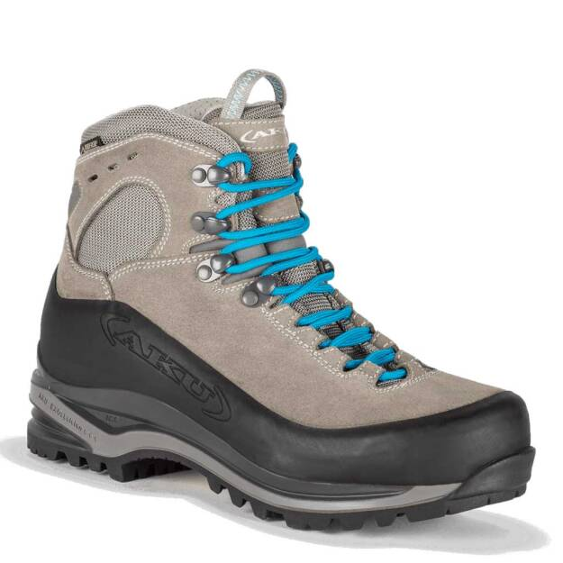 Buty damskie Aku Superalp GTX WS Light Grey Turquoise