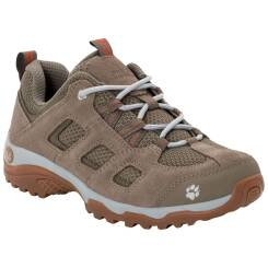 Jack Wolfskin Vojo Hike 2 Low Women, kolor: siltstone