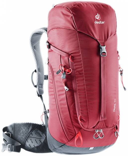Plecak DEUTER Trail 30 Cranberry-Graphite