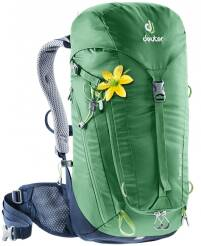 Plecak DEUTER Trail 20 SL, kolor: leaf-navy