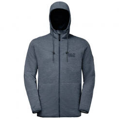 Jack Wolfskin Tongari Hooded Jacket night blue