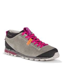 Buty Aku Bellamont Suede W'S Light Grey/Magenta