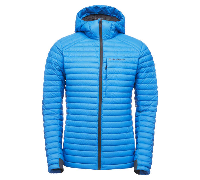 Kurtka puchowa męska Black Diamond Forge Down Hoody blue bird