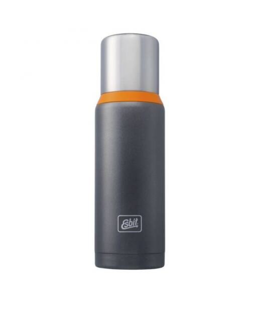 Termos Esbit Vacuum Flask Plus grey-orange