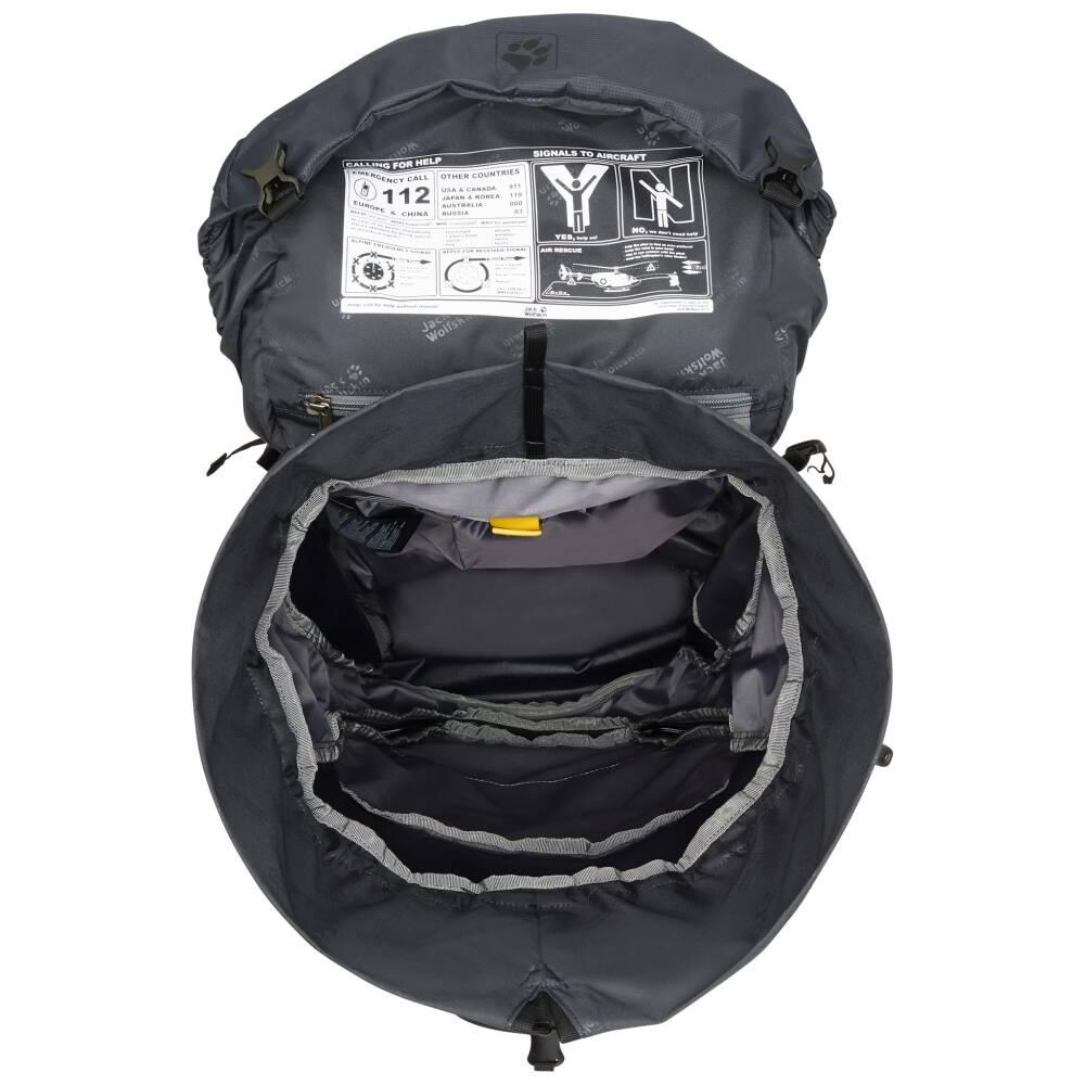 66b221789832d Plecak trekkingowy Jack Wolfskin Highland Trail XT - Sklep WGL.pl ...