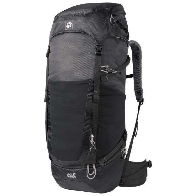 Jack Wolfskin Kalari King 56 Pack, kolor: black