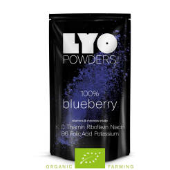 Lyo Powders Blueberry