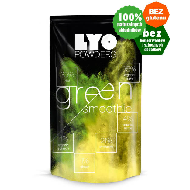 Lyo Powders Green Smoothie