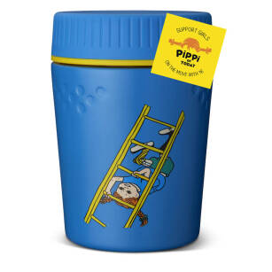 PRIMUS Trail Break Lunch Jug Pippi blue 400 ml - termos obiadowy z Pippi Långstrump / Pippi Pończoszanka