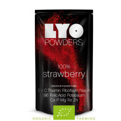 Lyo Powders Strawberry