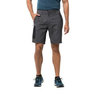 Spodenki Jack Wolfskin Active Track Shorts Men - softshellowe