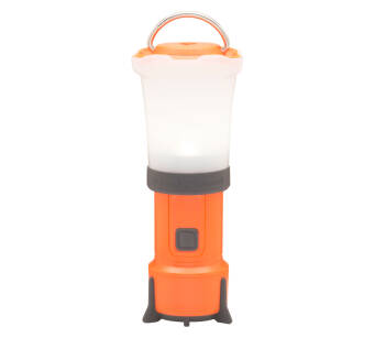BLACK DIAMOND Orbit vibrant orange - Latarka / lampa kempingowa