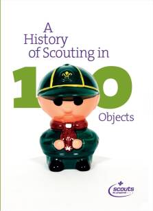 Książka A History of Scouting in 100 Objects