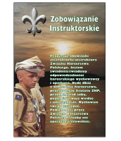 Plakaty Harcerskie Prawo Harcerskie Regulamin Mundurowy