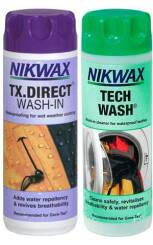 Zestaw Nikwax TX.Direct® Wash-In & Tech Wash®