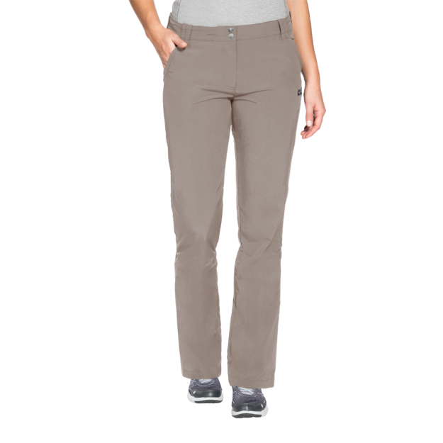 Jack Wolfskin Kalahari Pants Women moon rock