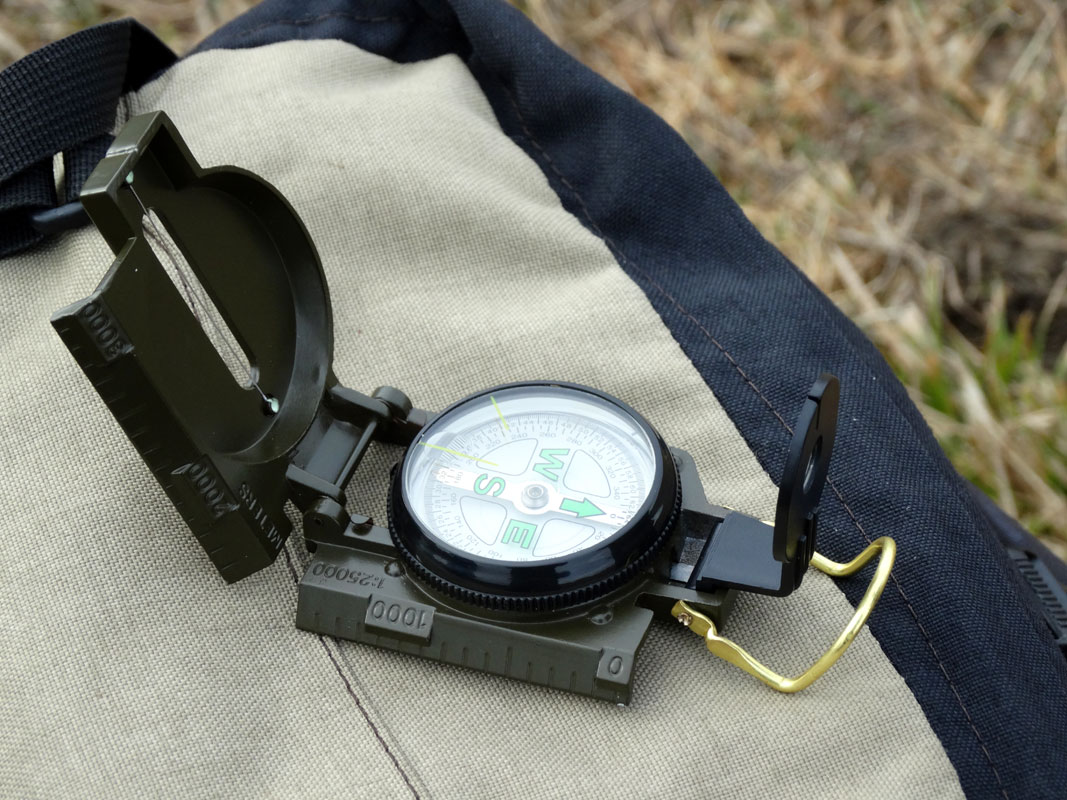 Kompas/busola wojskowa Meteor